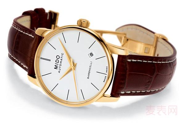 美度手表回收值多少钱?商家直言回收没利润