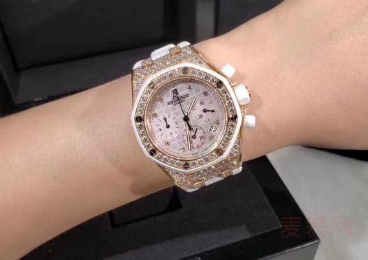 从二手手表回收角度,区别爱彼手表和浪琴手表回收的差距
