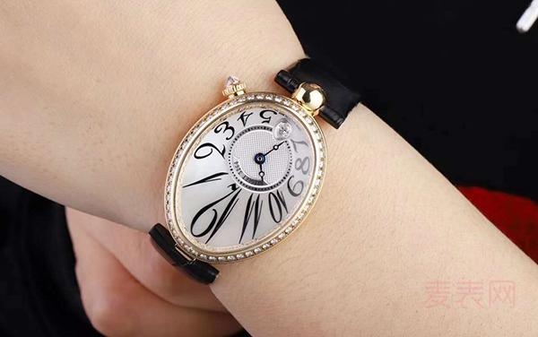 宝玑二手手表回收多少钱?这份名表回收报价可以参考