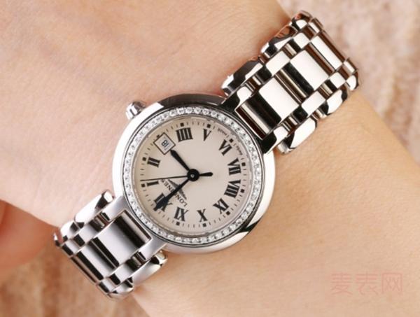 浪琴石英手表回收多少钱?仅原价3折,网友直呼不要太划算