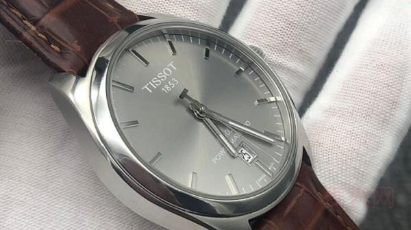 平价买入的二手天梭手表 能回收到个好价钱吗?