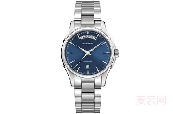 爵士手表回收遭冷门 为何汉米尔顿二手市场冷淡