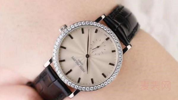 为什么你的名牌手表回收不到多少钱?请务必改掉这些习惯
