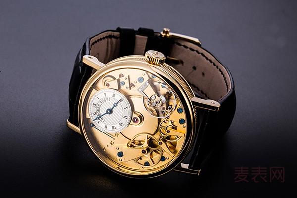 宝玑传世系列手表回收等时机 抢手才是硬道理