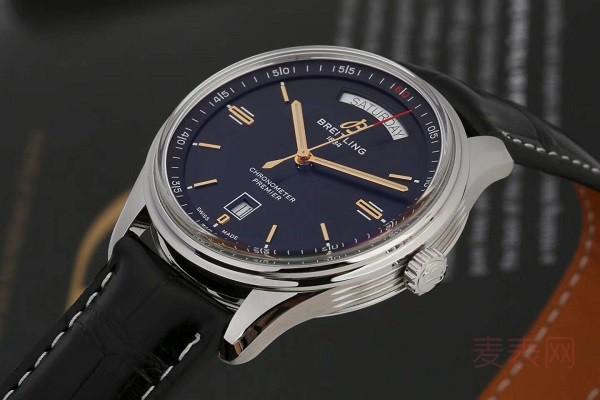 百年灵璞雅系列成功打入时尚圈 手表回收多少钱
