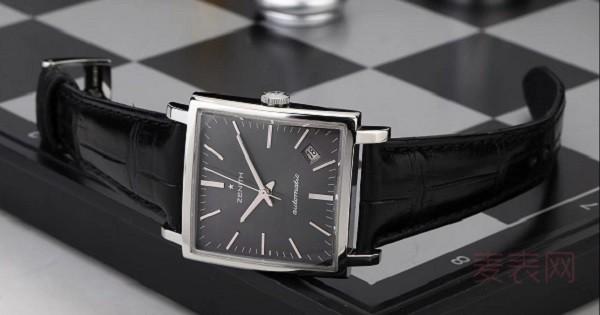 同样回收真力时菁英系列手表,为何那款二手价值就更高?