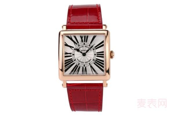 与劳力士同档次的法穆兰 却在二手手表回收中被质疑回收价值