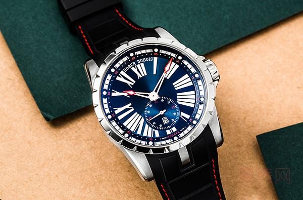 二手店拒绝罗杰杜彼手表 价格太高竟成回收劣势