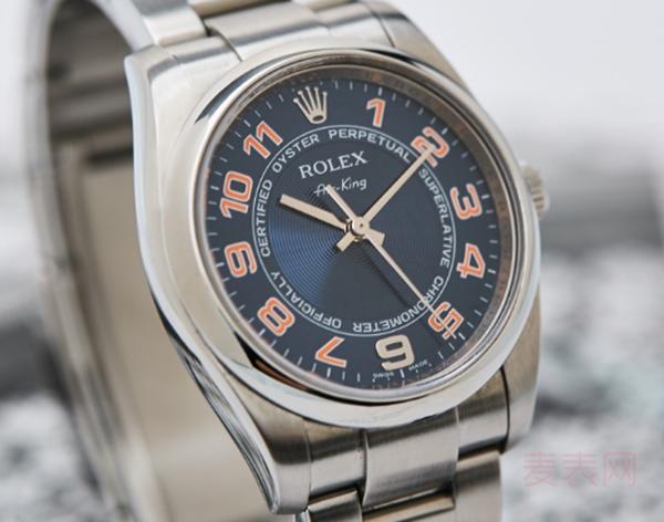 手表回收哪款最保值?劳力士机械表超乎你的想象!