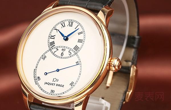 雅克德罗手表回收价格不如心里预估?先看这些要求达到没