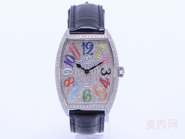 听说酒桶型的法穆兰手表回收价格高 究竟多少钱是上限?
