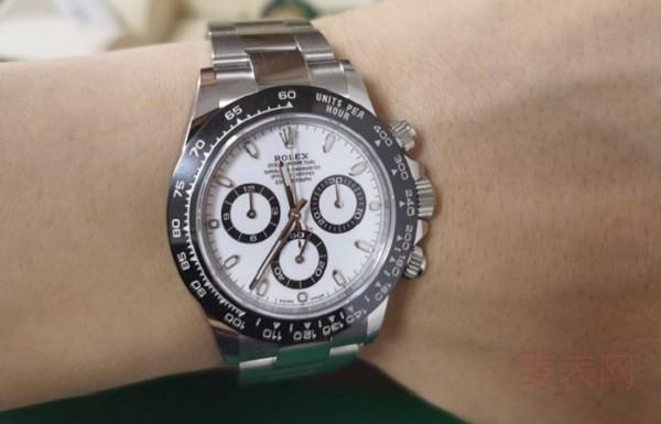 名表回收中最吃香的运动腕表!不是劳力士!是雷达皓星!