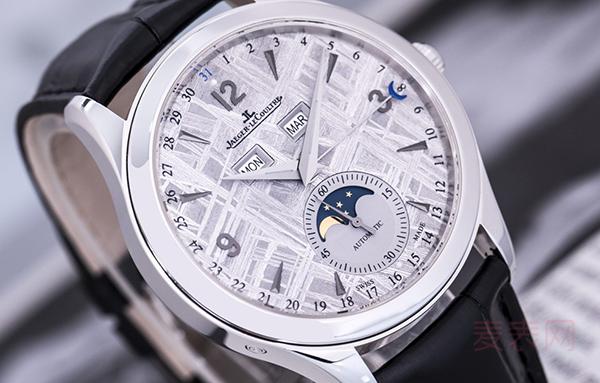 这些行为会消耗积家大师奢侈品手表回收价值 看看你中招没