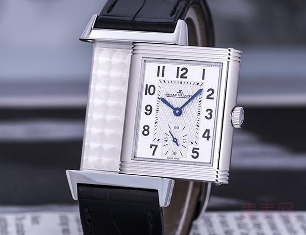 怎样提高积家翻转系列正品手表回收价格?你需要做好这些