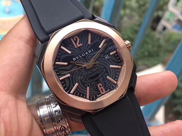 吴同款宝格丽手表回收多少钱 原来OCTO系列是明星最爱