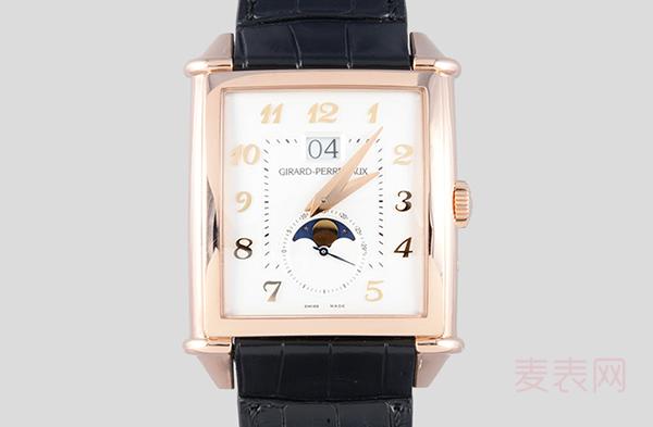 """最便宜的三问表:芝柏1945系列旧手表回收价值""""卑微"""""""