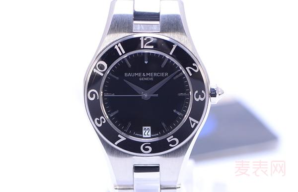 名士灵霓系列二手表回收才3折 性价比高也没优势