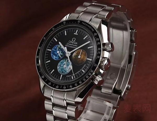 欧米茄超霸系列手表回收多少钱 其实陶瓷表更值钱