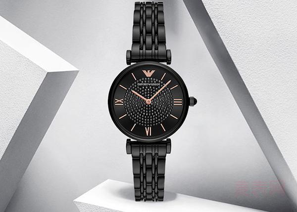 阿玛尼满天星旧手表回收价格能有7折吗?这点过了就行