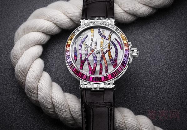 回收名手表宝玑Marine航海系列怎样?高级珠宝设计无人可挡
