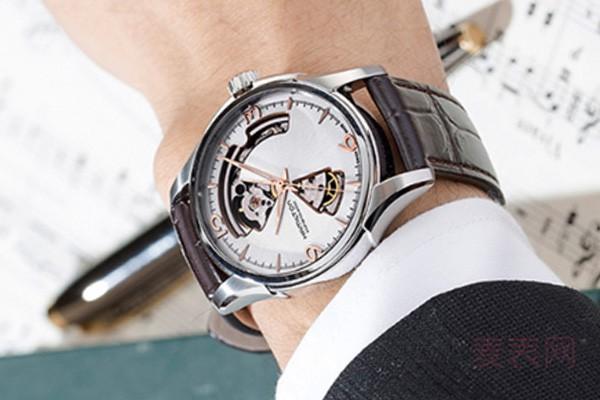 爵士系列汉米尔顿名表回收 稀有款手表值钱真不假