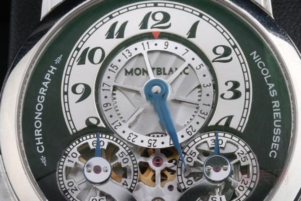 万宝龙U0104981手表回收价位创新低 是品牌不给力?