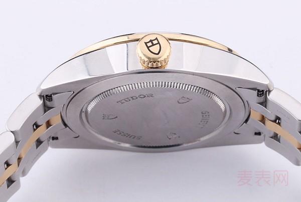 """帝舵骏珏系列56003手表回收多少钱 表迷""""种草""""万元二手表"""