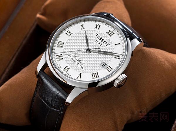 天梭经典手表回收多少钱? 能展现态度的旧手表价不会低