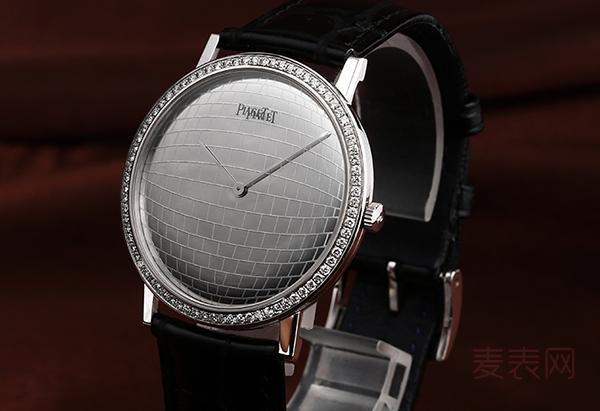 伯爵ALTIPLANO系列回收二手手表价格普遍低?光有档次不够