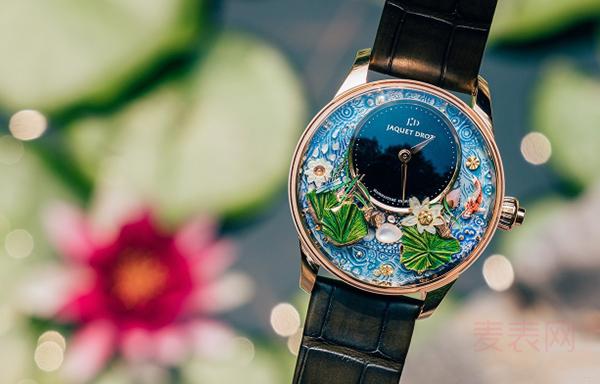 中国风满满雅克德罗有没有回收手表的机会?看完不就知道了