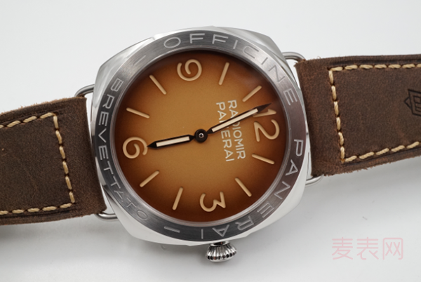 沛纳海特别版二手表回收价格走势好,限量款有大作用!