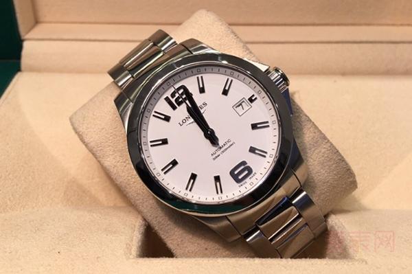 高价回收浪琴L36764766二手手表有希望,6折你敢信!