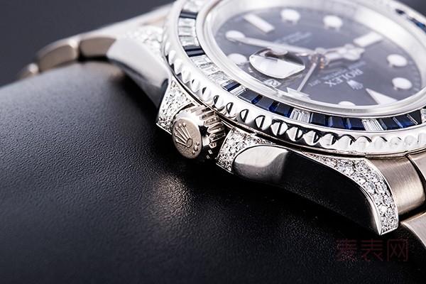 二手劳力士格林尼治型II手表回收多少钱 进回收店一探究竟
