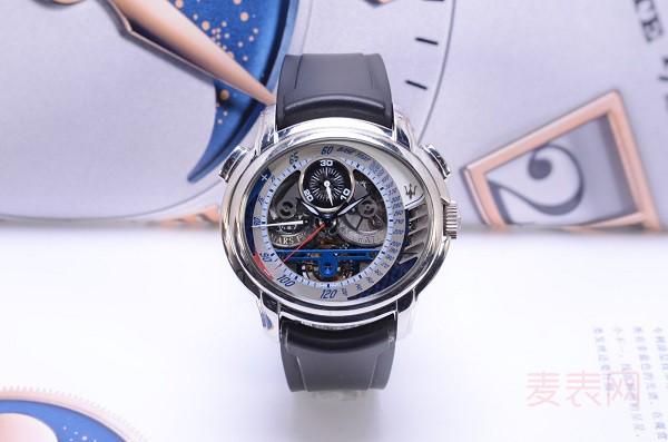 二手经典系列爱彼手表回收多少钱 终究干不过皇家橡树