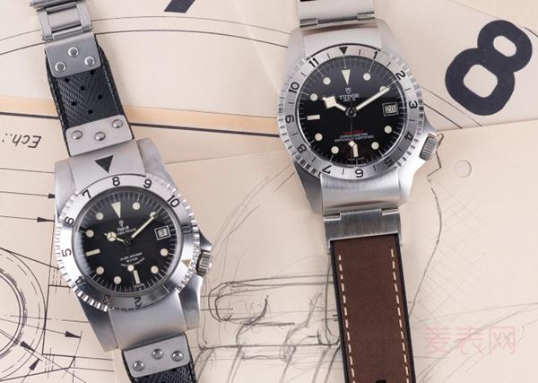 售价低质量优的帝舵碧湾P01型手表回收哪里有?
