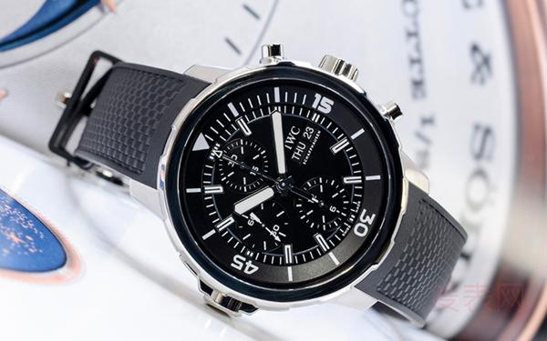 """万国IW376803二手手表回收价格喜人,让人开心一""""夏"""