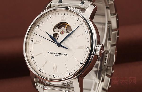名士MOA08833名牌二手手表回收多少钱?价格越贵越保值?