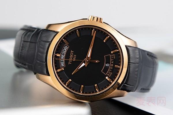 拥有群众基础的千元天梭二手手表回收多少钱