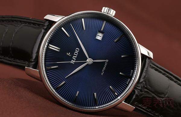 雷达R22860205二手表回收价格傲娇,二手转卖很值!