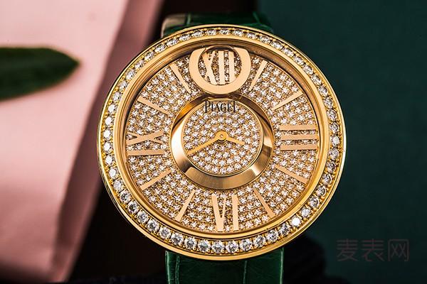 伯爵满天星G0A37157石英手表回收多少钱