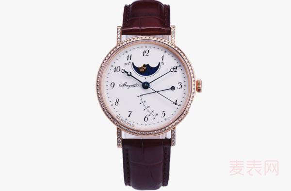 想要高价回收宝玑7788BR二手手表?这三点必须早知道