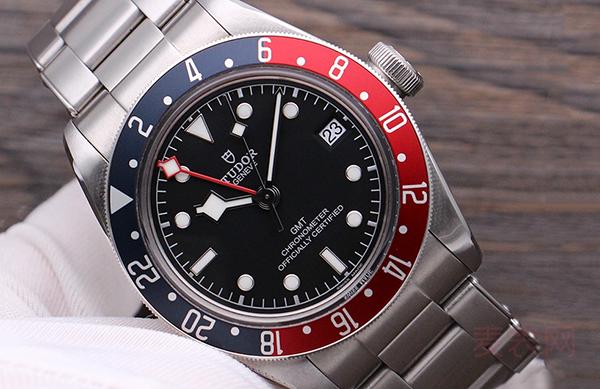 回收帝舵可乐圈二手表保值空间可观,运动腕表中的良心好物