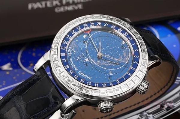 百达翡丽6104G名牌二手手表回收亮点满满,不愧为神级腕表