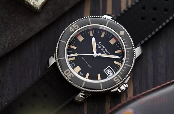 潜水表开山鼻祖,宝珀五十噚系列二手表回收价位如何?