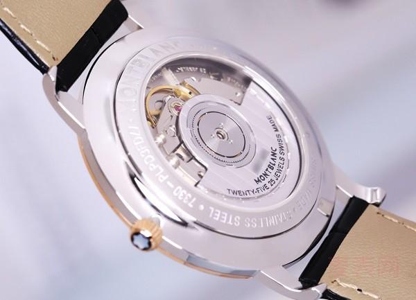原价三万多的万宝龙U0112145二手手表回收多少钱