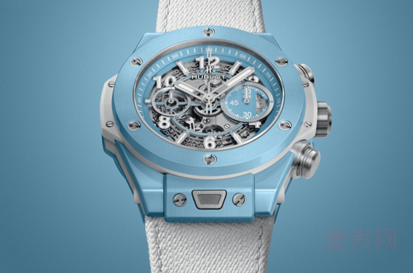 天空蓝能带给宇舶全新Big Bang旧手表回收价上涨吗?