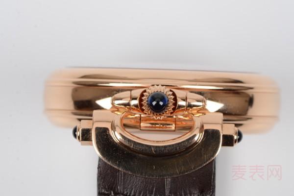 低调到几乎退隐的瑞士播威小秒针盘手表回收价格大概多少?