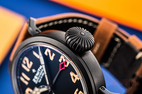 潮流的真力时飞行员名牌手表回收价格近六折算高价吗?