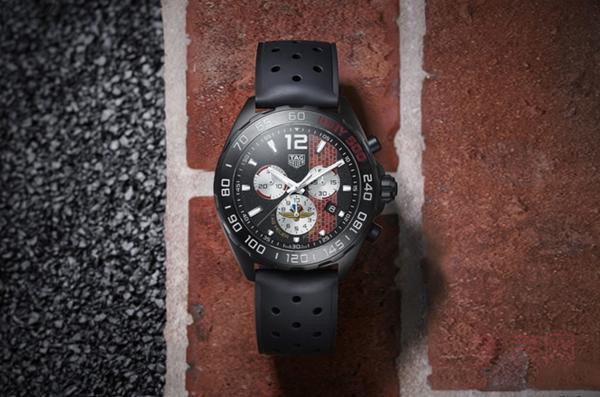 还在问泰格豪雅F1系列手表有回收的地方吗?看看这份攻略