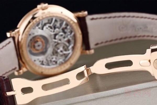 """全镂空宝玑经典复杂系列5335BR手表回收""""偏科""""严重"""